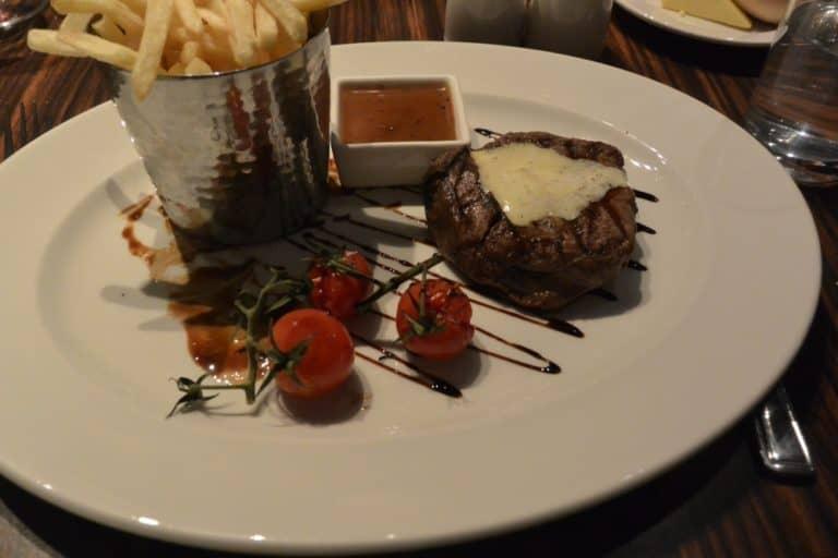 スコットランドの牛肉