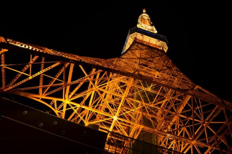 Lovely time at Tokyo Tower