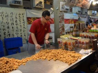 Shilin market – food, May 2015