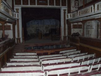 India, Shimla – theatre, Sept.2006