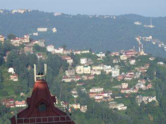 India, Shimla – morning, Sept.2006