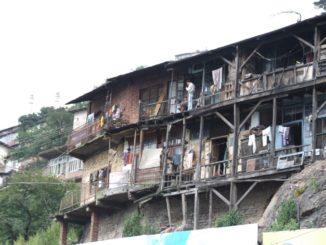 India, Shimla – on the edge, Sept.2006