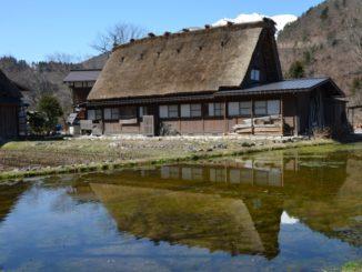 Shirakawago – antipasto, Mar.2016