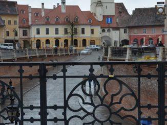Romania, Sibiu – plates, Apr.2014