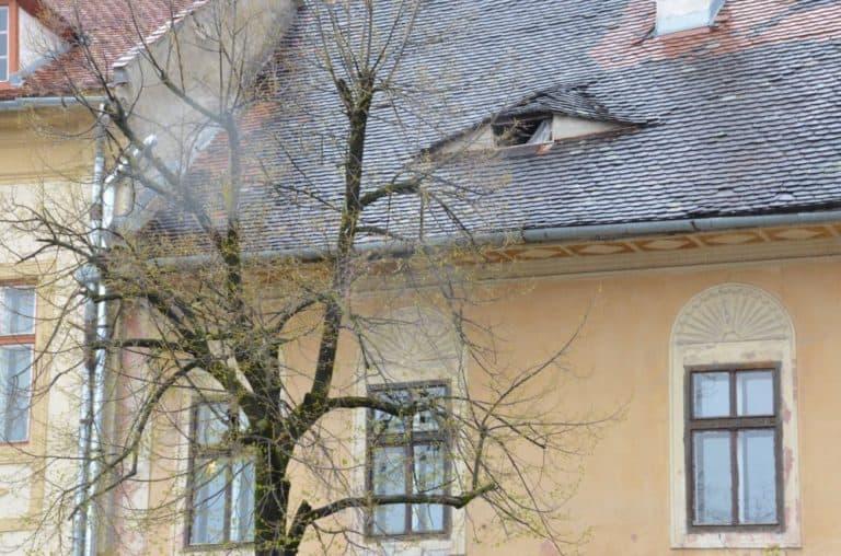 Gli occhi di Sibiu