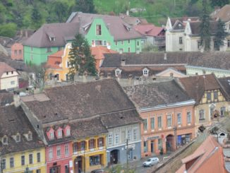 Colours of Sighisoara