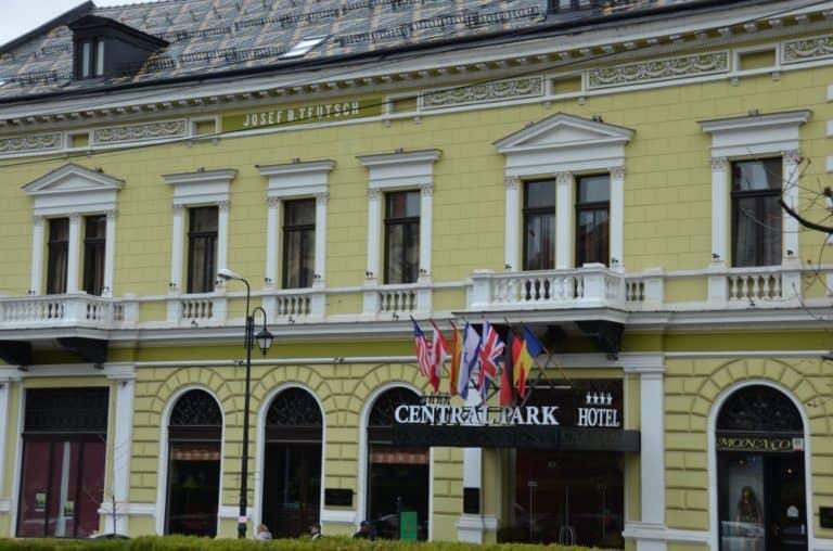 Un bel hotel