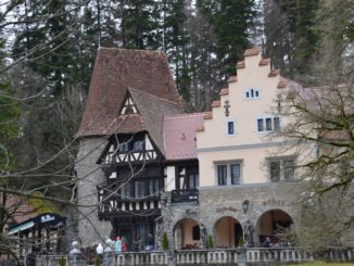 Romania, Sinaia – cafe, Apr. 2014