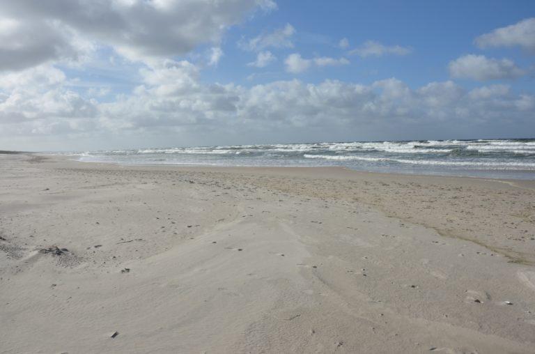 どこまでもビーチ