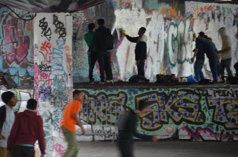 La mecca dello skateboard