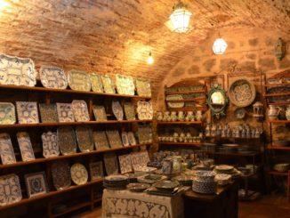 Anche le ceramiche sono belle