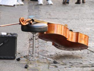 Spain, Toledo – cello, Mar. 2014