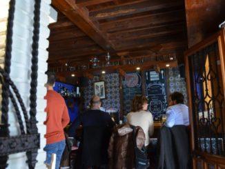 Spain, Toledo – tapas bar, Mar. 2014