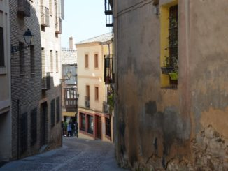 Spain, Toledo – quiet slope, Mar. 2014