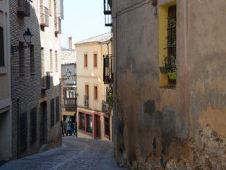 Spain, Toledo – quiet slope, Mar. 2014