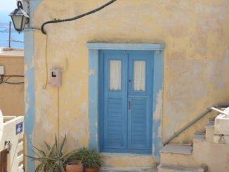 ギリシャ、シロス、エルモポリ-部屋 2013年9月