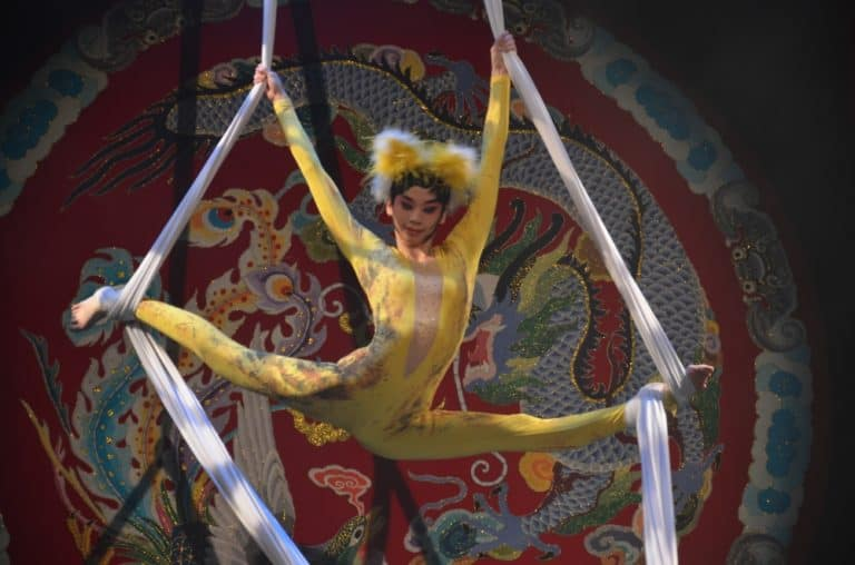Peking Opera for the first time
