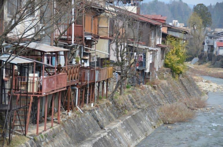 Giro turistico per Takayama