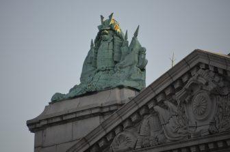 日本 東京 赤坂離宮 迎賓館 鎧武者