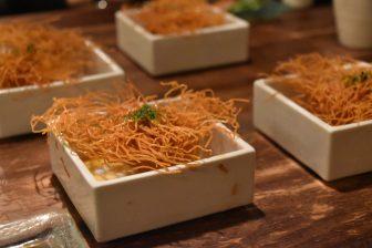 日本 東京 レストラン 「権八」 エビ料理