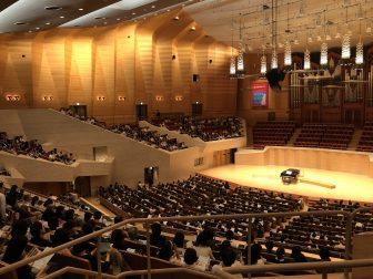 日本 東京 サントリーホール