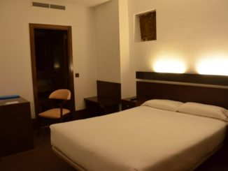 トレドのホテル