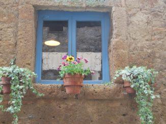 Italia, Civita di Bagnoregio – isola