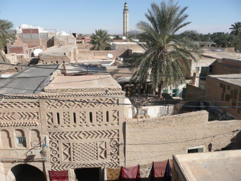 Tunisia Tozeur and vicinity