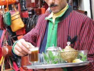 Enjoy shopping at souk