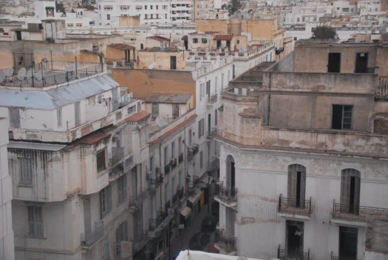 Travelling in Tunisia in 2008