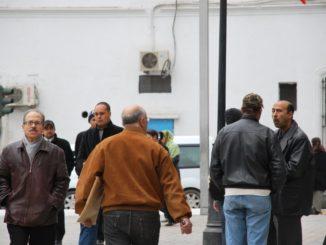 Libyan men and oil price