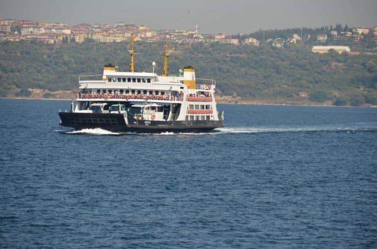 Attraversando il Mar di Marmara