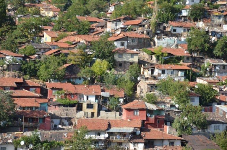 La città vecchia di Ankara è interessante