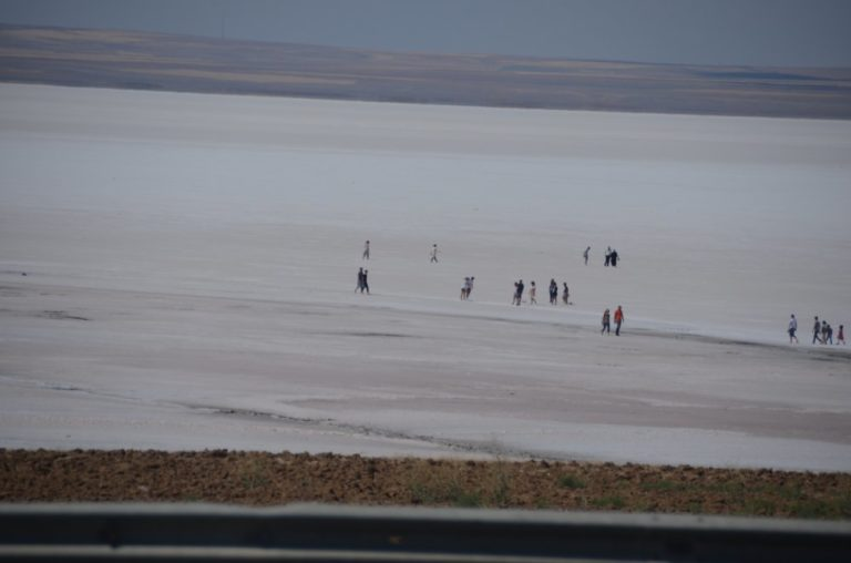 Il Lago Salato, dalla Cappadocia ad Ankara senza fermarsi