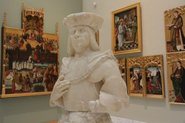 Il Museo delle belle arti di Valencia