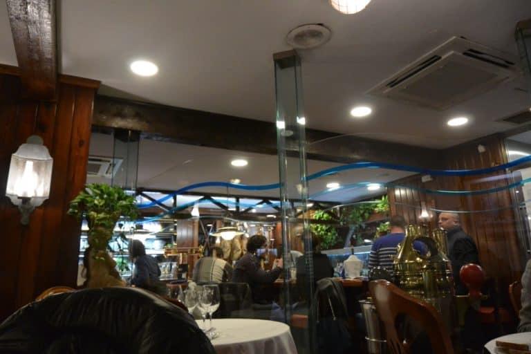 レストラン-タパス・バー 2016年2月 (バレンシア)