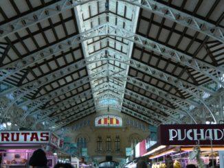 市場―天井 2016年2月