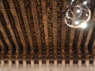 Lonja – ceiling and lamp, Feb.2016