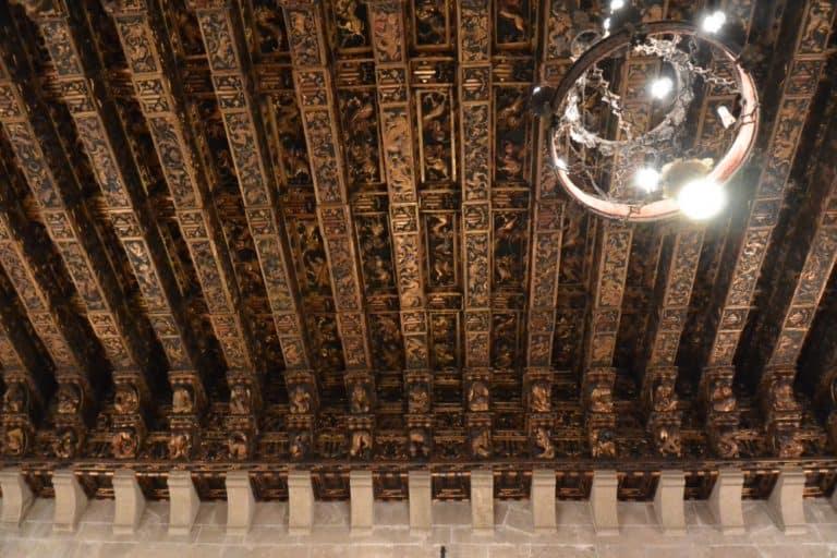 商品取引所―天井と照明 2016年2月