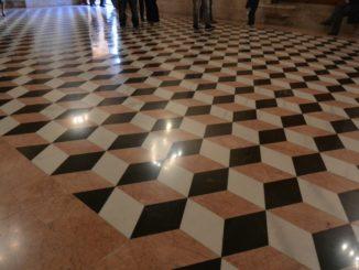 Lonja – floor, Feb.2016