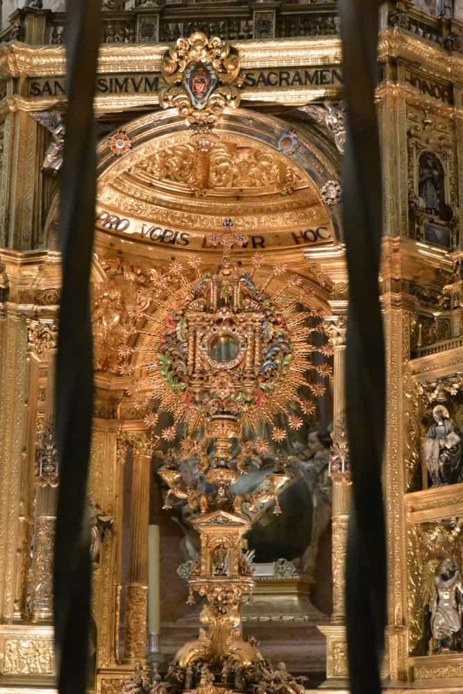 大聖堂―礼拝堂 2016年2月