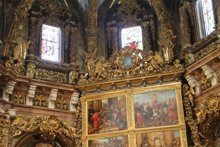大聖堂―祭壇 2016年2月 (バレンシア)