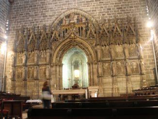 cathedral – brick wall, Feb.2016