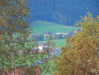 Italia, Valle di Casies – vista, Ott. 2014