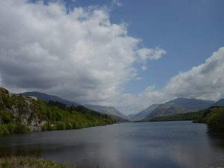 Wales, Llanberis – lake, May 2013
