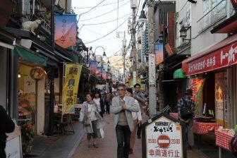 Yanaka – Yanaka Ginza street, Apr.2017