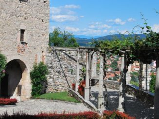 A castle of 13th century