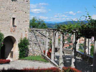 Un castello del XIII secolo ad Angera
