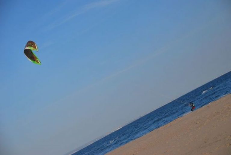 Godersi la brezza marina a Marina di Ginosa