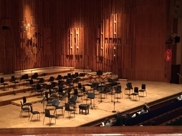 Concerto al Barbican Centre di Londra
